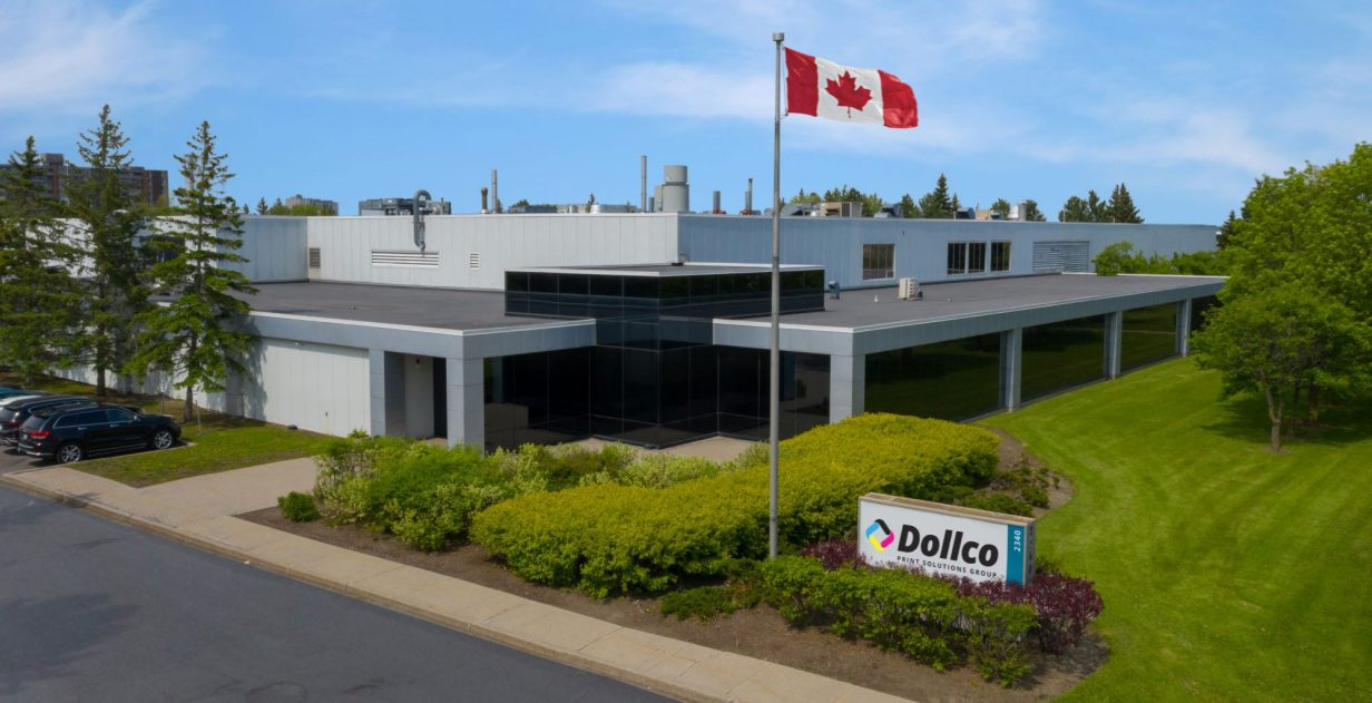 Dollco print solutions group facility