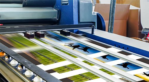 Web Press Printing Printing Services