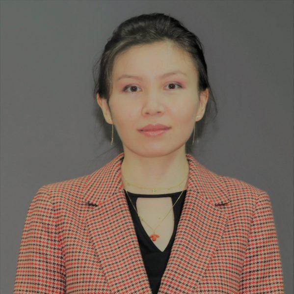 Alima Zhanibekova